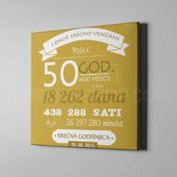 50 Godina braka