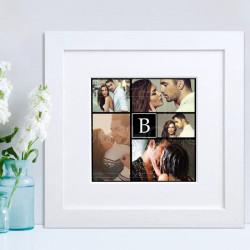 Naša ljubav poklon foto kolaž