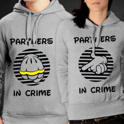 Partneri u zločinu poklon majice i duksevi