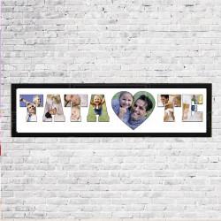 Tata Volim te poklon ram sa slikama