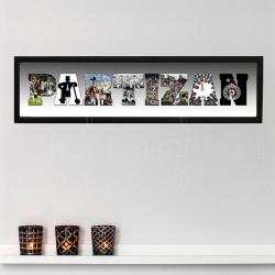 Partizan poklon ram sa slikama