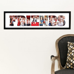 Friends poklon ram sa slikama