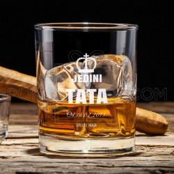 Jedini tata poklon čaša za viski