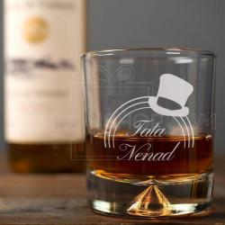 Tata poklon čaša za viski