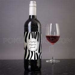 Najbolji prijatelji poklon vino
