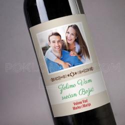Lep Bozic zelimo poklon vino