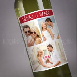 Uživaj u danu poklon vino