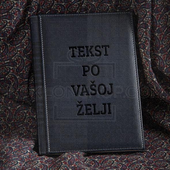 Tekst po vašoj želji poklon rokovnik