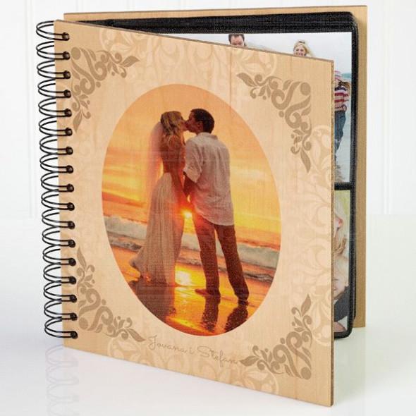 Naše venčanje poklon album za slike