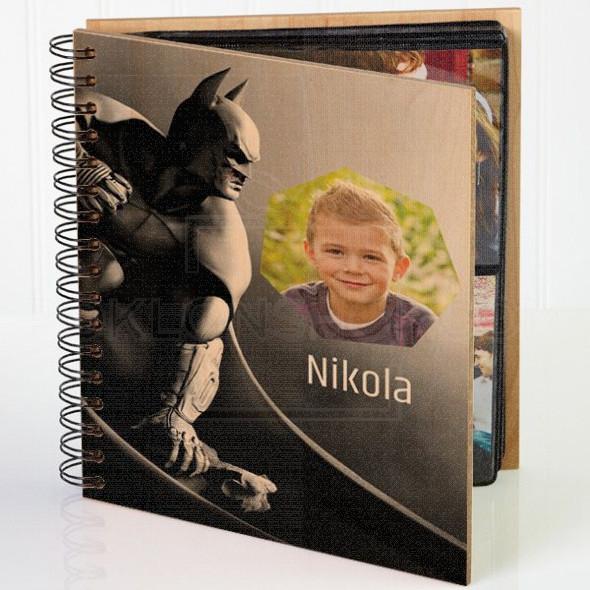 Moj Batman poklon album za slike