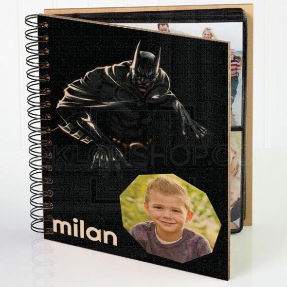 Ja sam Batman poklon album za slike