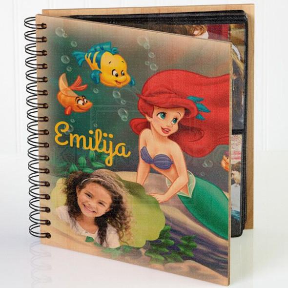 Mala sirena poklon album za slike