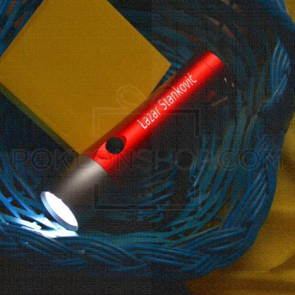 Ime i prezime poklon baterijska lampa