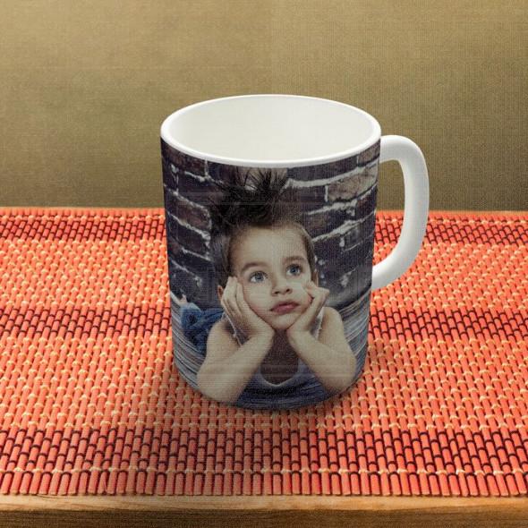 Slika deteta poklon šolja