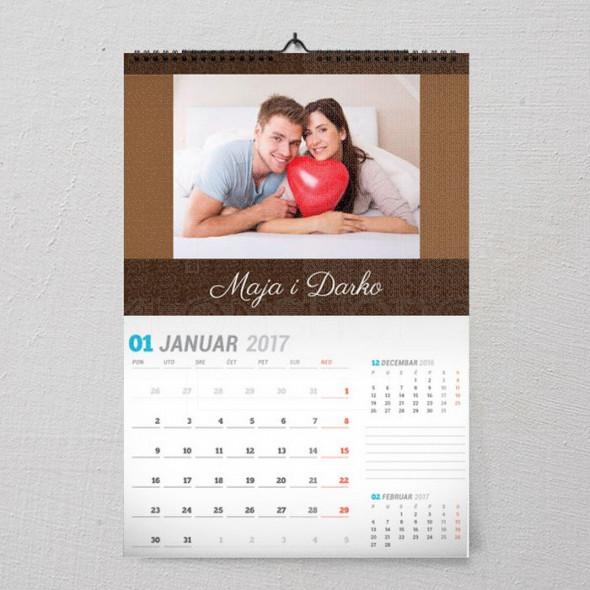 Lepa priča poklon kalendar