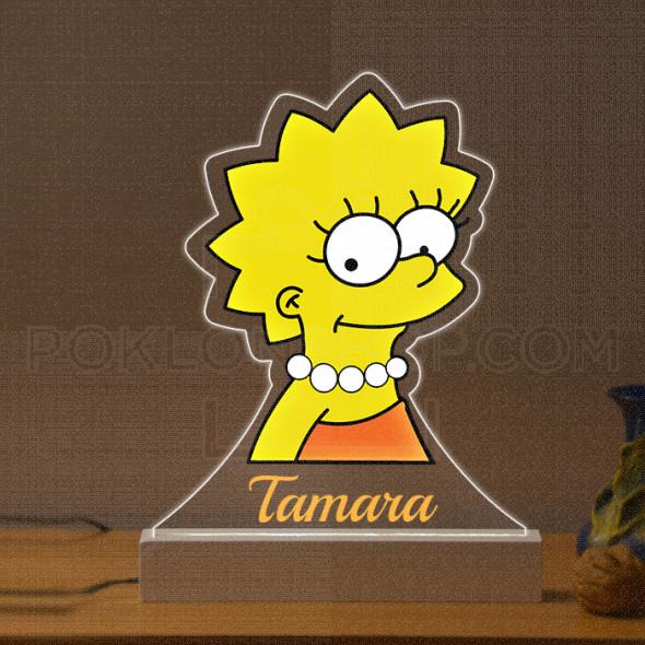 Lisa poklon lampa
