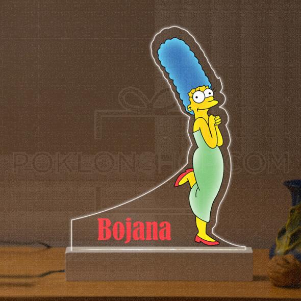 Mardz Simpson poklon lampa