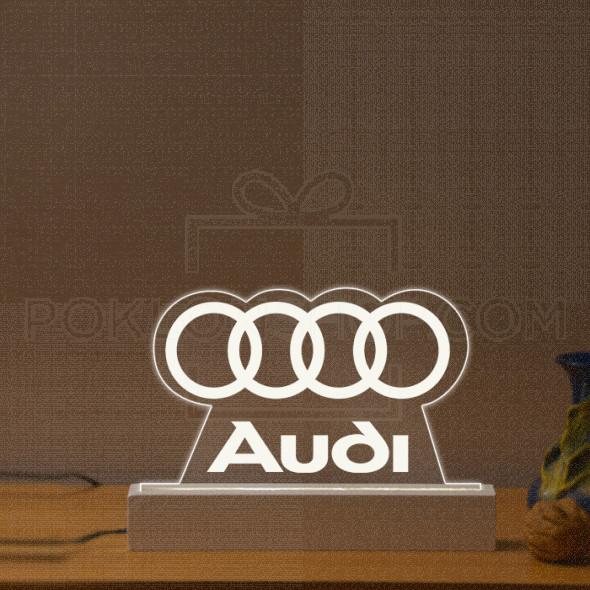 Audi poklon lampa