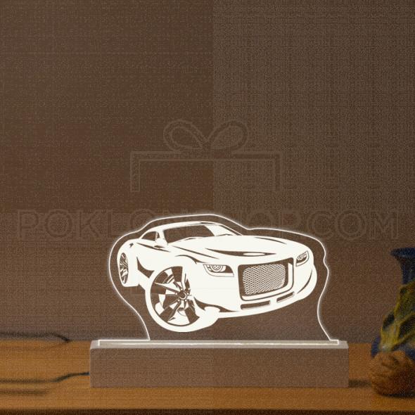 Automobil poklon lampa