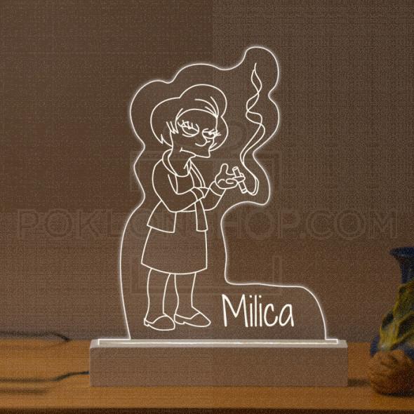 Edna poklon lampa