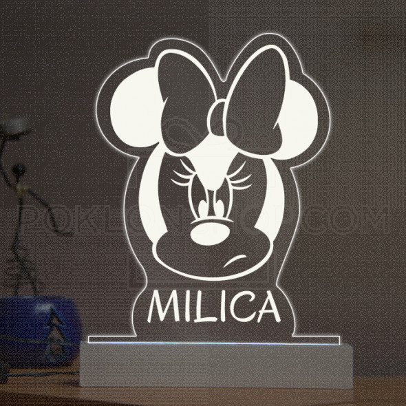 Ljuta Mikica poklon lampa