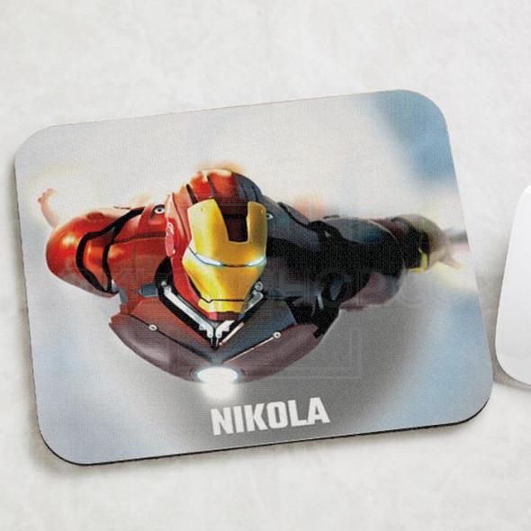 Iron man u akciji poklon podloga za miša