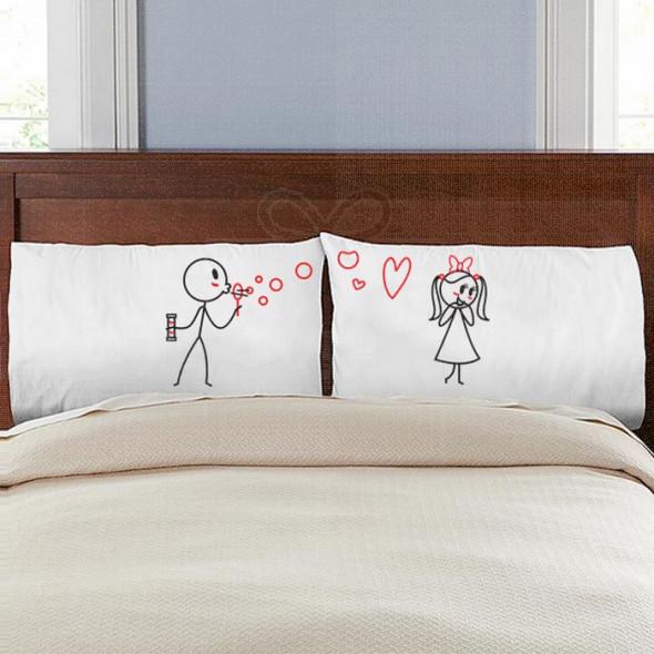Šaljem ti srce poklon jastučnice