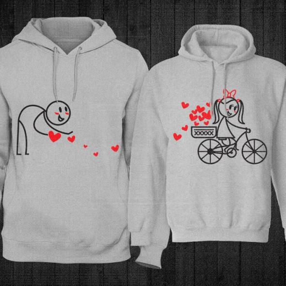 Sva moja ljubav je za tebe poklon majice i duksevi