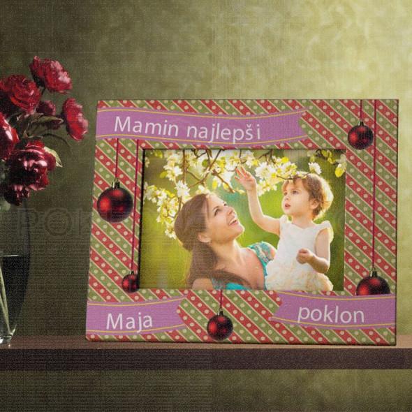 Mamin najlepši poklon poklon ram za slike