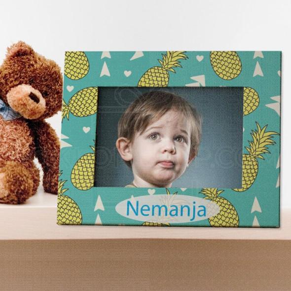 Ananas poklon ram za slike