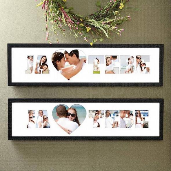Ja Volim Tebe poklon ram sa slikama