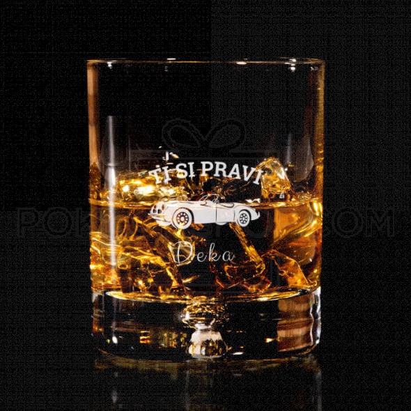 Ti si pravi poklon čaša za viski
