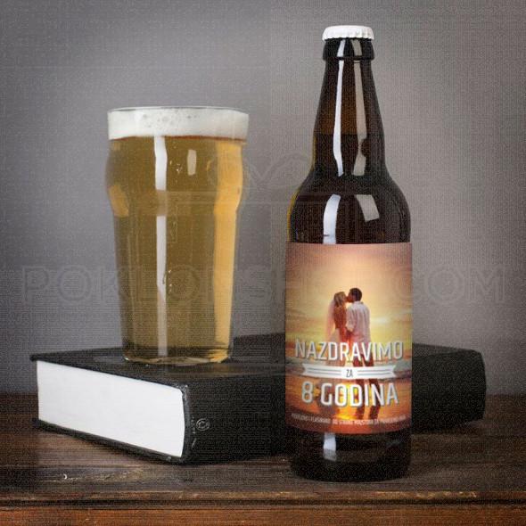 Nazdravimo poklon pivo