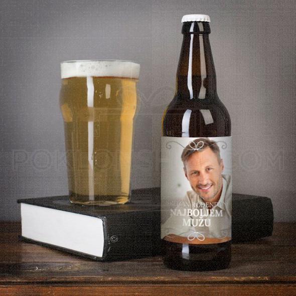 Najboljem mužu poklon pivo