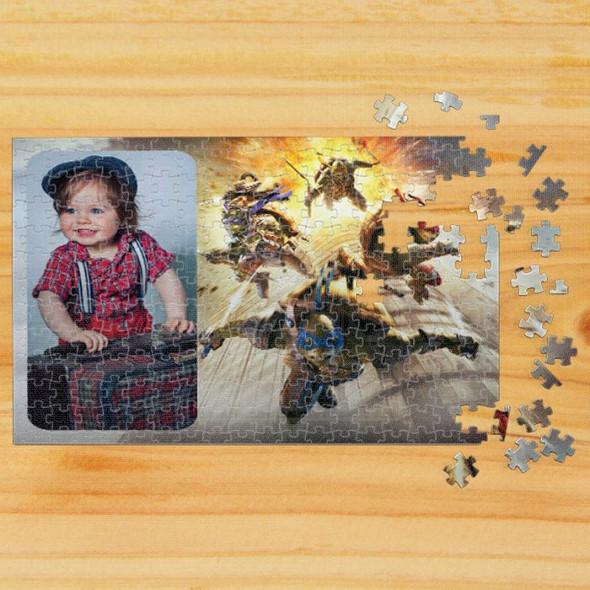Poklon puzle Nindža kornjače