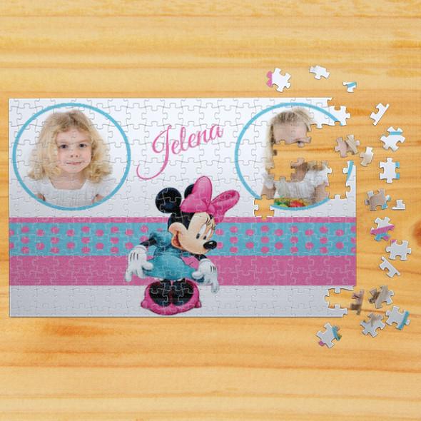 Poklon puzzle Mini sa dve fotografije