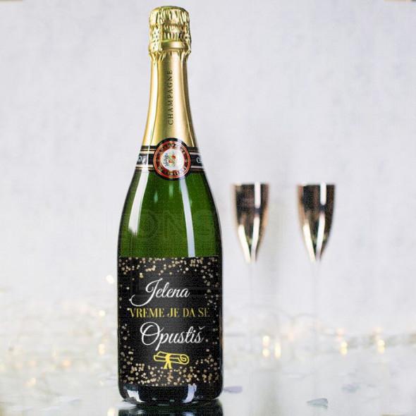 Odmor poklon šampanjac