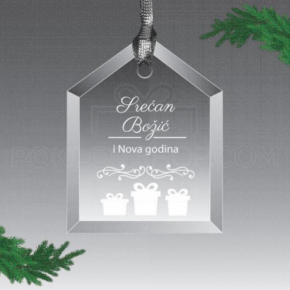 Praznični poklončići poklon ukras