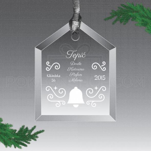 Adresa poklon ukras