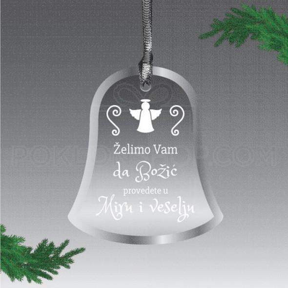 Mir i veselje poklon ukras