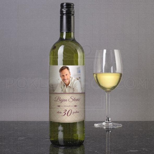 Stara 30 godina poklon vino