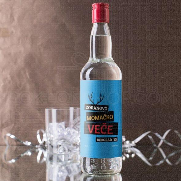 Momačko veče poklon votka