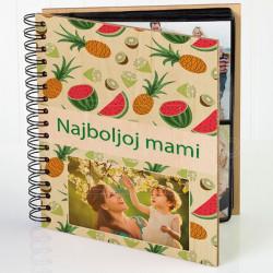Najboljoj mami poklon album za slike