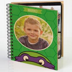 Nindža kornjače poklon album za slike