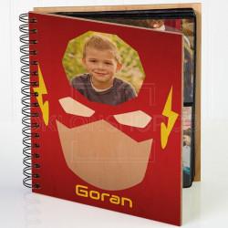 Moj Fleš Gordon poklon album za slike