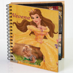 Princeza Bel poklon album za slike