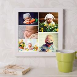 Foto kolaž od 5 fotografija