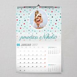 Porodični poklon kalendar
