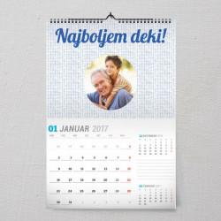 Najboljem deki poklon kalendar