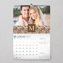 Inicijal poklon kalendar